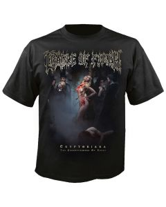 CRADLE OF FILTH - Exquisite torments await - T-Shirt