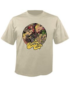 BLUES PILLS - Lady in Gold - Beige - Cover - T-Shirt