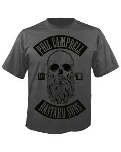 PHIL CAMPBELL AND THE BASTARD SONS - Cut - T-Shirt