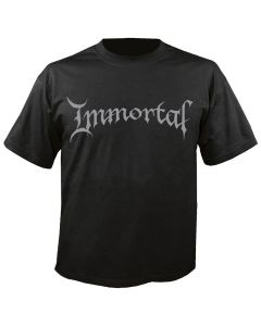 IMMORTAL - Logo - T-Shirt