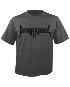 DEATH ANGEL - Logo - Charcoal - T-Shirt