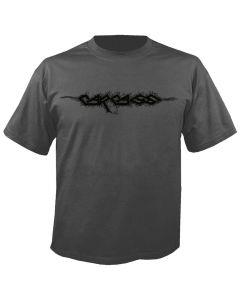 CARCASS - Logo - charcoal - T-Shirt