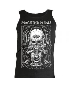 MACHINE HEAD - Catharsis - Moth - Men - Tank Top - Shirt