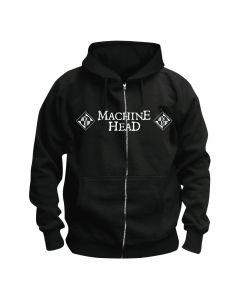 MACHINE HEAD - Catharsis - Moth - Kapuzenjacke / Zipper