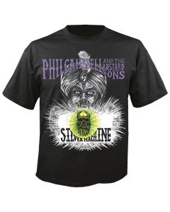 PHIL CAMPBELL AND THE BASTARD SONS - Silver machine - T-Shirt