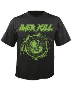 OVERKILL - Krushing Skulls - T-Shirt