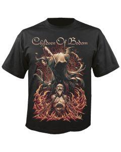 CHILDREN OF BODOM - Patron saint - T-Shirt