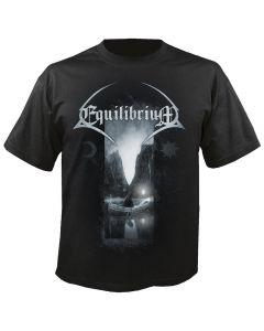 EQUILIBRIUM - Dunkle Nacht - T-Shirt
