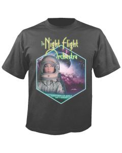 THE NIGHT FLIGHT ORCHESTRA - Sometimes the world ain't enough - T-Shirt