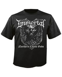 IMMORTAL - Northern chaos gods - T-Shirt
