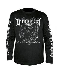 IMMORTAL - Northern chaos gods - Langarm - Shirt / Longsleeve
