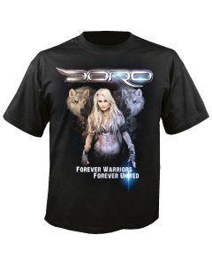 DORO - Forever - T-Shirt