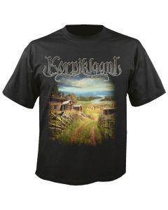 KORPIKLAANI - Kulkija - T-Shirt