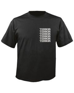 TERROR - Total Retaliation - T-Shirt