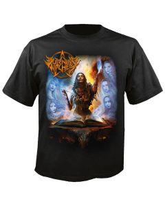 BURNING WITCHES - Hexenhammer - T-Shirt