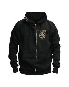 SOILWORK - Verkligheten - Kapuzenjacke / Zipper