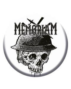 MEMORIAM - The hellfire demos II - Button / Anstecker