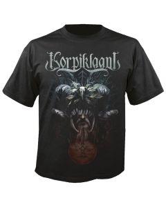KORPIKLAANI - Wayfarer - T-Shirt