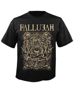 FALLUJAH - Undying Light - T-Shirt