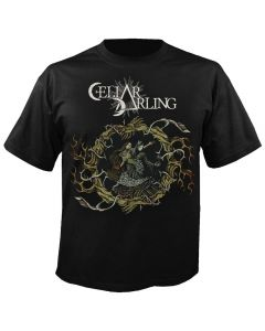 CELLAR DARLING - The spell - T-Shirt