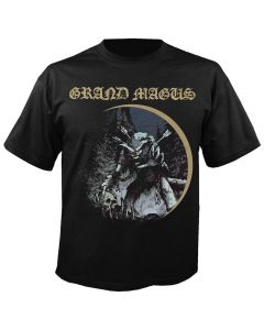 GRAND MAGUS - Wolf God - Cover - T-Shirt