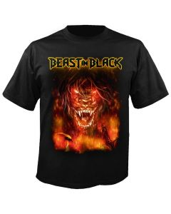 BEAST IN BLACK - This is War - T-Shirt