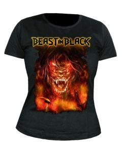 BEAST IN BLACK - This is War - GIRLIE - Shirt