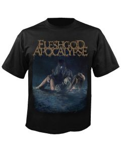 FLESHGOD APOCALYPSE - Make way for silence - T-Shirt