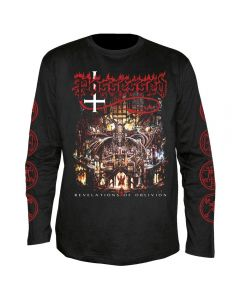 POSSESSED - Revelations of oblivion - Langarm - Shirt / Longsleeve