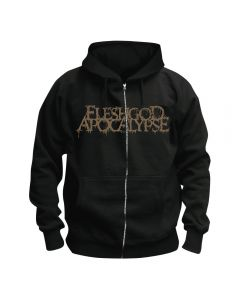 FLESHGOD APOCALYPSE - Make way for silence - Kapuzenjacke / Zipper