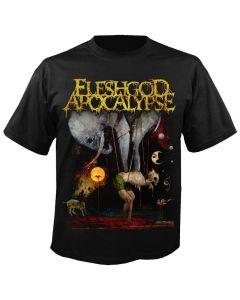 FLESHGOD APOCALYPSE - Veleno - T-Shirt