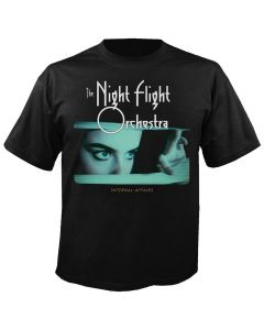 THE NIGHT FLIGHT ORCHESTRA - Internal affairs - T-Shirt