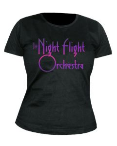 THE NIGHT FLIGHT ORCHESTRA - Logo - GIRLIE - Shirt