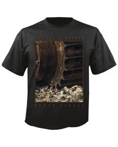 THY ART IS MURDER - Human Target - T-Shirt