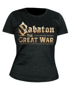 SABATON - The Great War - GIRLIE - Shirt