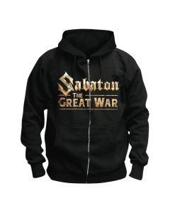 SABATON - The Great War - Kapuzenjacke / Zipper