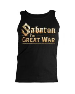 SABATON - The Great War - Men - Tank Top - Shirt