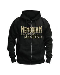 MEMORIAM - Requiem for Mankind - Kapuzenjacke / Zipper