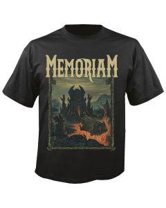 MEMORIAM - Requiem for Mankind - T-Shirt