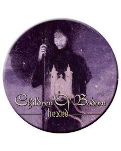 CHILDREN OF BODOM - Hexed - Button / Anstecker