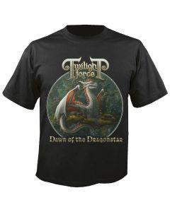 TWILIGHT FORCE - Dawn of the dragonstar - T-Shirt