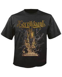 KORPIKLAANI - Kallon malja - T-Shirt