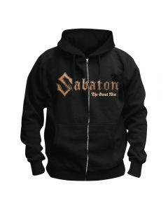 SABATON - Hatching - The Great War - Kapuzenjacke / Zipper