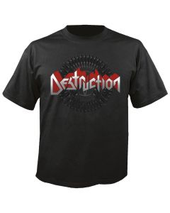 DESTRUCTION - Inspired by death - T-Shirt