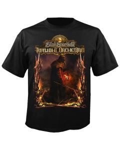 BLIND GUARDIAN - TWILIGHT ORCHESTRA - War Machine - T-Shirt