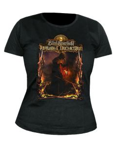 BLIND GUARDIAN - TWILIGHT ORCHESTRA - War Machine - GIRLIE - Shirt
