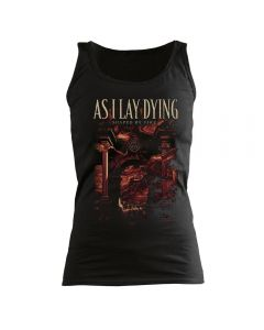 AS I LAY DYING - Shaped by Fire - GIRLIE - Tank Top - Shirt