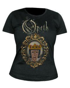 OPETH - Crown - GIRLIE - Shirt