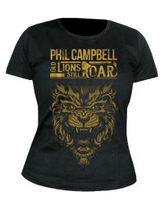 PHIL CAMPBELL - Old Lions Still Roar - GIRLIE - Shirt
