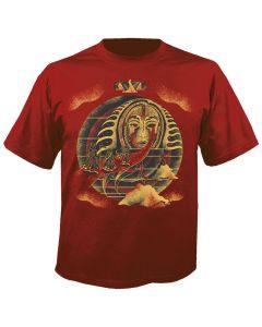 KADAVAR - Three Henchmen - Red - T-Shirt